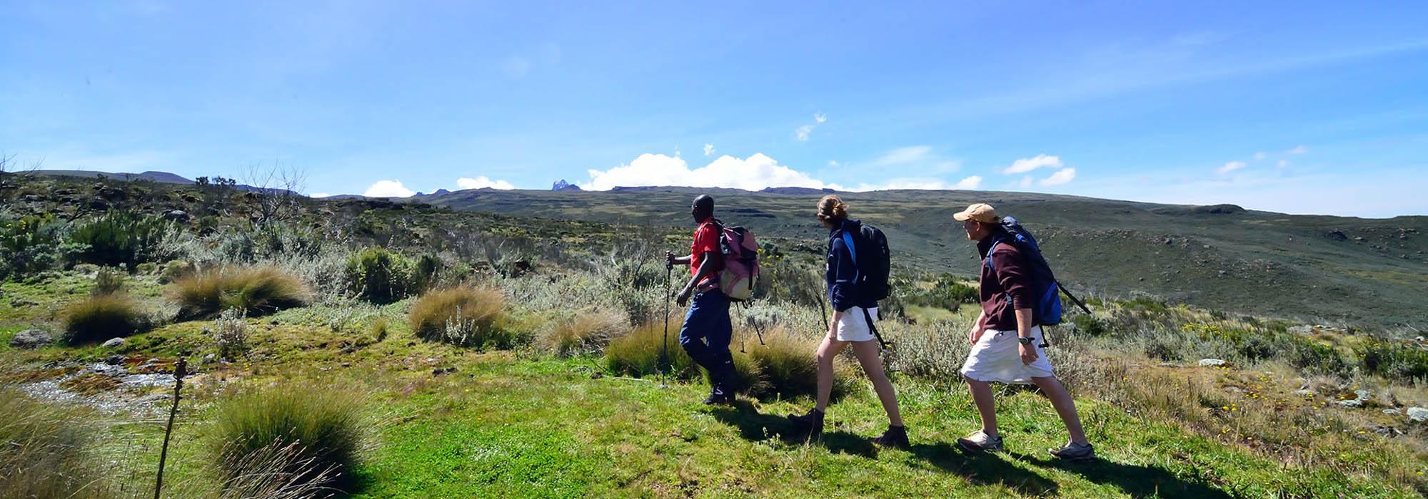 Hikes and Trekking